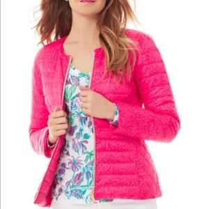 Lilly Pulitzer LILAH puffer Jacket